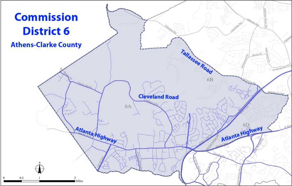 commission district 6 map