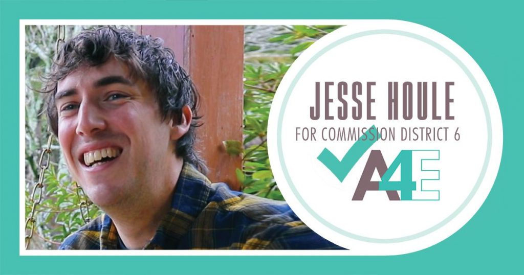 Athens for Everyone endorses Jesse Houle